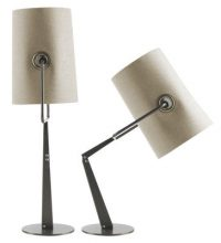 Table lamp Fork Brown | Ivory Diesel with Foscarini Diesel Creative Team 1