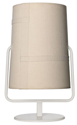 Table lamp Fork Maxi / H 44 cm Ivory Diesel with Foscarini Diesel Creative Team 1