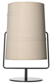 Brown Lampe de table Fourchette Maxi / H 44 | Ivoire Diesel with Foscarini Diesel Creative Team 1