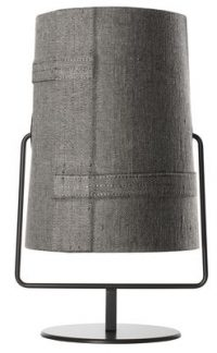 Brown Lampe de table Fourchette Maxi / H 44 | Gris Diesel with Foscarini Diesel Creative Team 1