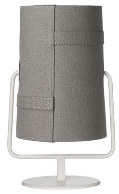 lanp Table Fork Mini / H 36 cm Gray | Ivory Diesel ak Foscarini Diesel Creative Ekip 1