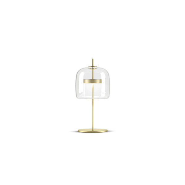 Jube TL S Lampe de table LED en cristal Vistosi Favaretto & Partners 1