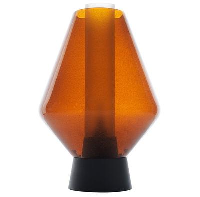 Table lanp Estati Glass 1 Ambra Diesel ak Foscarini Diesel Creative Ekip 1