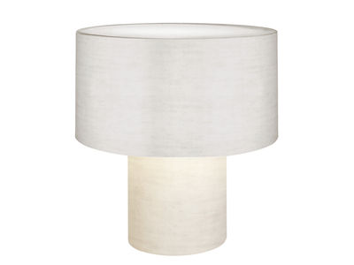 Table lamp H Pipe 53 cm White Diesel with Foscarini Diesel Creative Team 1