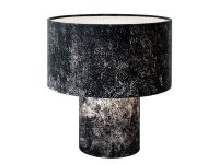Noir Diesel Lampe de table H pipe 53 avec Foscarini Diesel Creative Team 1