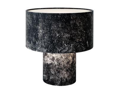 Lámpara de mesa de tubo H 53 cm Negro Diesel con Foscarini Diesel equipo creativo 1