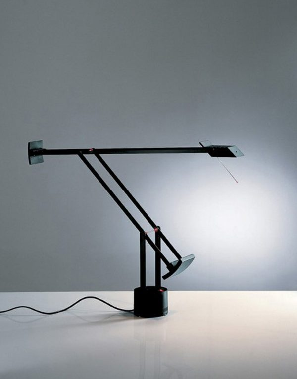 Lampe de table DUDE noir Artemis Richard Sapper 2