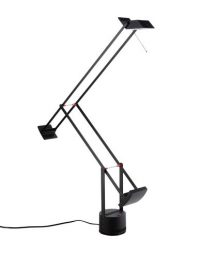 Lampe de table DUDE noir Artemis Richard Sapper 1