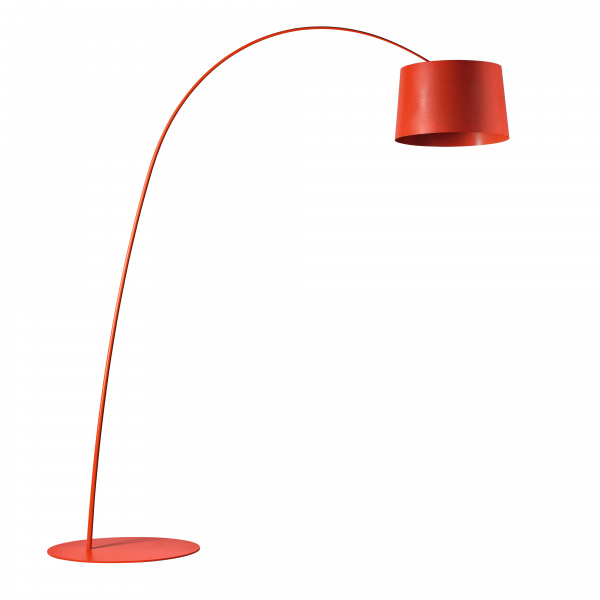 Candeeiro de pé Twiggy Crimson Foscarini Marc Sadler 1