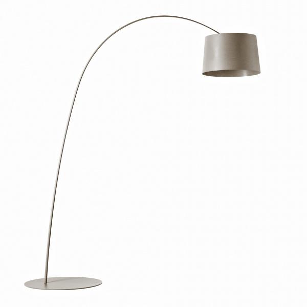 Lámpara de pie Twiggy Greige Foscarini Marc Sadler 1