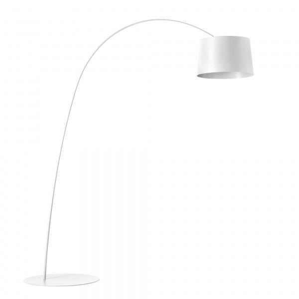 Lámpara de pie LED blanca Twiggy Foscarini Marc Sadler 1