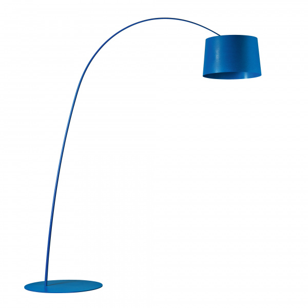 Twiggy LED Indigo φωτιστικό δαπέδου Foscarini Marc Sadler 1