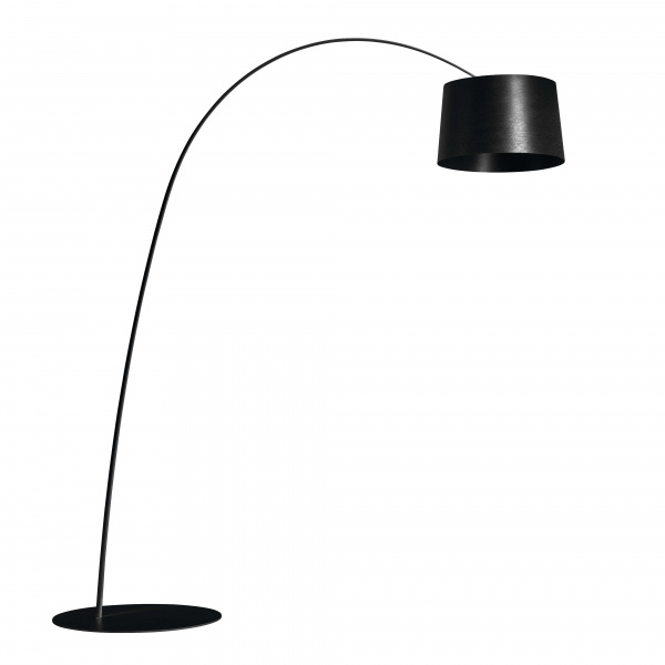 Λυχνία δαπέδου Twiggy Black Foscarini Marc Sadler 1