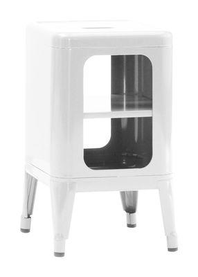 Mobile Sgabello basso H 50 cm Bianco Tolix Frédéric Gaunet 1