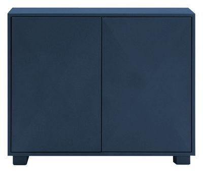 Armoire de rangement Diamant avec portes Blue Night Tolix Normal Studio 1
