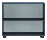Mobile storage Diamant no doors Anthracite gray Tolix Normal Studio 1
