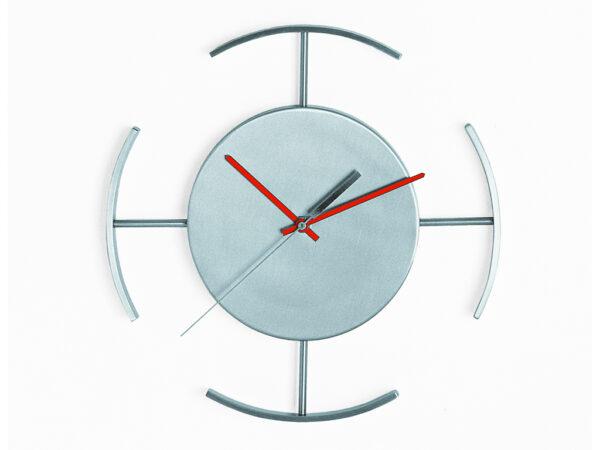Orologio da parete Station Mir Argento Progetti Emmanuel Gallinà 1