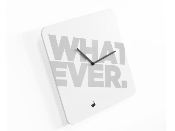 Relógio de parede Whatever Bianco Progetti Umberto Tolino 2
