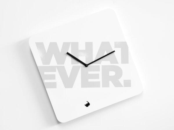 Relógio de parede Whatever Bianco Progetti Umberto Tolino 1