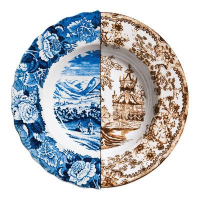 Prato de sopa híbrido Sofronia - Ø 25,4 cm Seletti multicolorido CTRLZAK