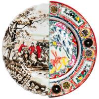 Hybrid Eusapia Dinner Plate - Ø 27,5 cm Multicolored Seletti CTRLZAK
