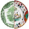 Prato Híbrido Ipazia - Ø 27,5 cm Seletti multicolorido CTRLZAK
