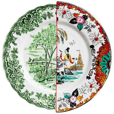 Assiette Plate Hybride Ipazia - Ø 27,5 cm Multicolore Seletti CTRLZAK