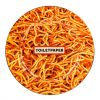 Plato de papel higiénico - Seletti espaguetis multicolor Maurizio Cattelan | Pierpaolo Ferrari