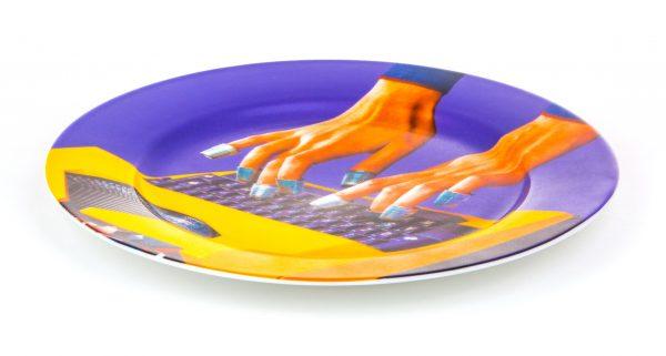 Papel higiénico Piatto - Seletti Multicolore Máquina de escrever Maurizio Cattelan | Pierpaolo Ferrari