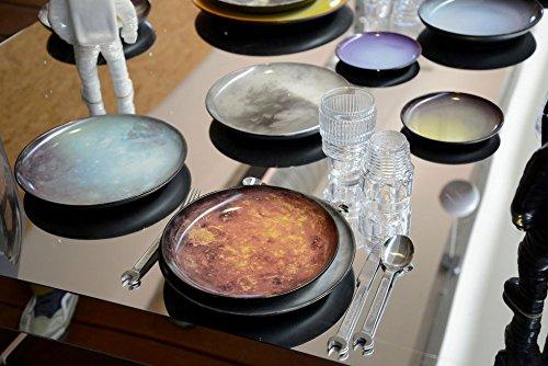 Dinner plate Uranus Decorated Diesel living with Seletti Diesel Creative Team 3