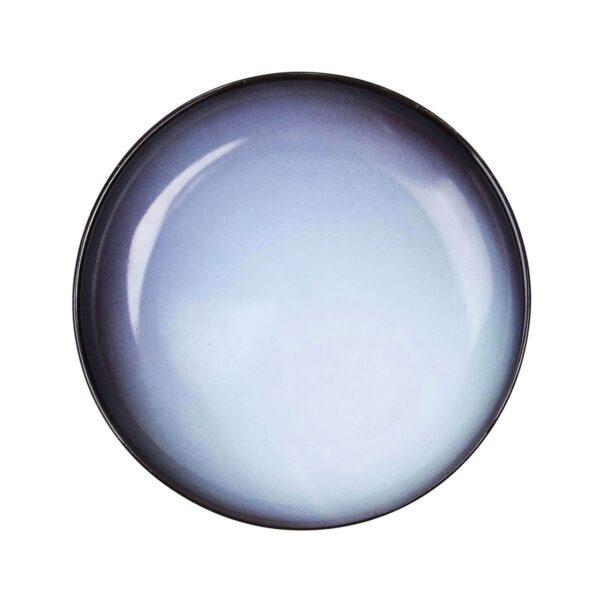 Dinner plate Uranus Decorated Diesel living with Seletti Diesel Creative Team 1