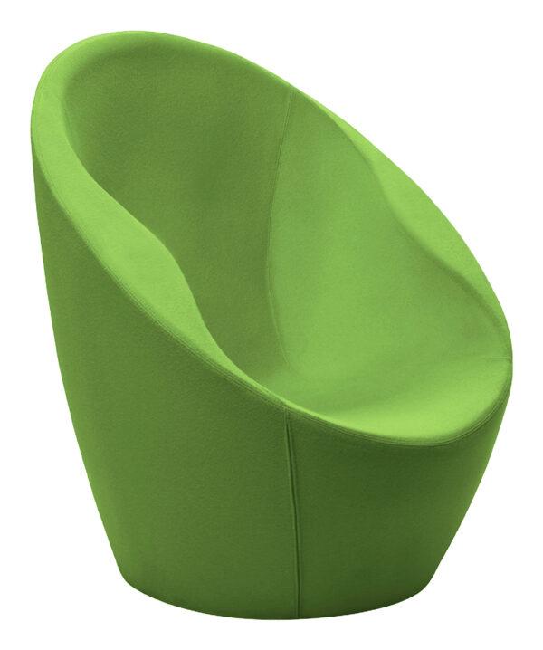 Ouch Green Armchair Casamania Karim Rashid
