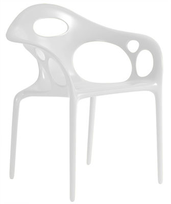Supernatural Stuhl Moroso Ross Lovegrove Weiß 1