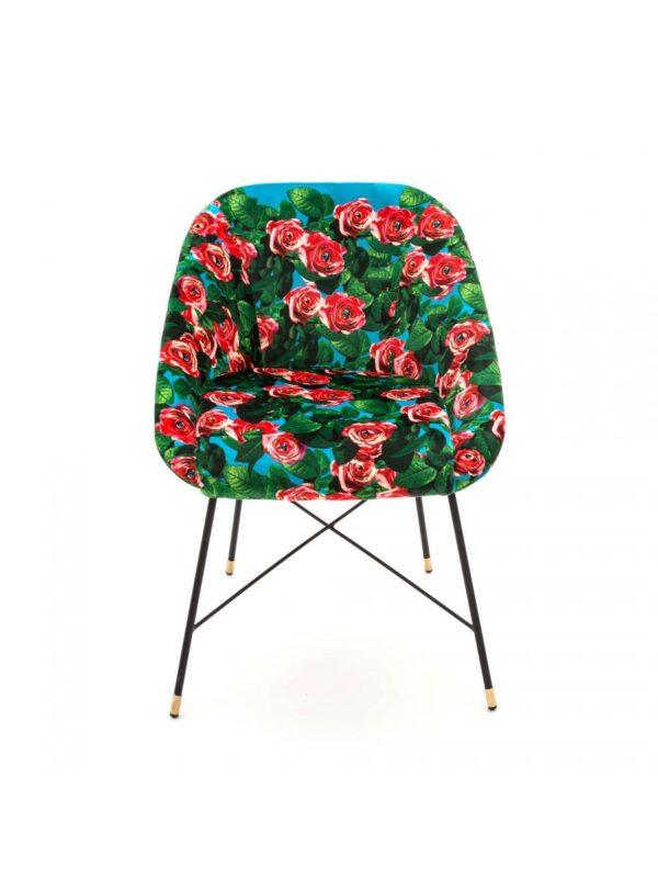 Fotèy twalèt - Rose - L 60 cm multicolor Seletti Maurizio Cattelan turkwaz | Pierpaolo Ferrari
