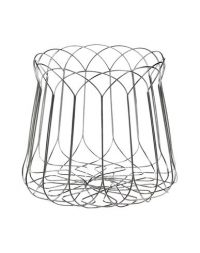 Citrus basket ALESSI Spirogira polished stainless Patricia Urquiola 1