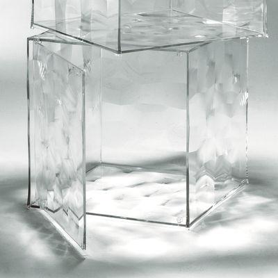 Portaoggetti Optic - Con porta Trasparente Kartell Patrick Jouin 1