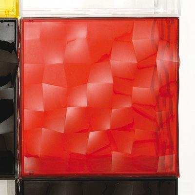 Óptica guante - Sin cables rojo Kartell Patrick Jouin 1