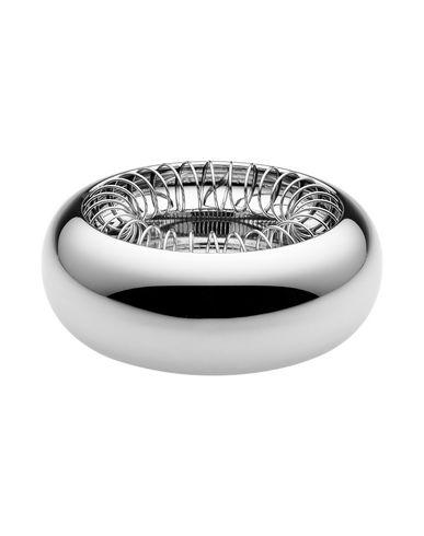 Cendrier grand brillant Inox Spirale Alessi Achille Castiglioni 1