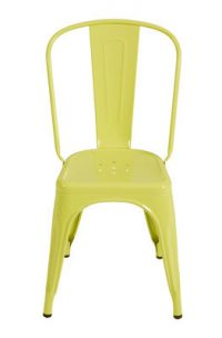 A Yellow Linden Tolix Xavier Pauchard 1 Chair