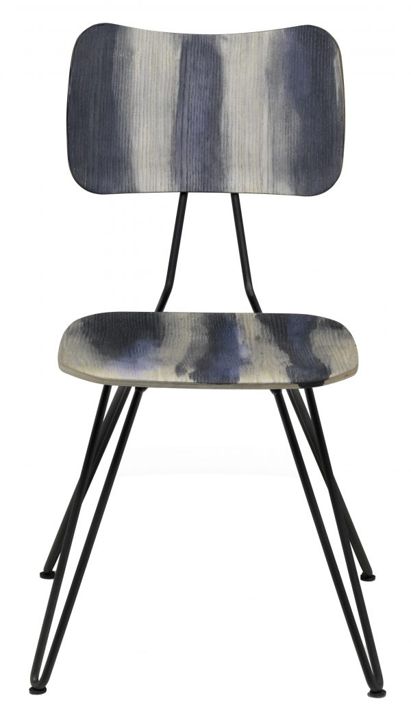 Chair Overdyed Grey washed Diesel with Moroso Diesel Creative Team 1