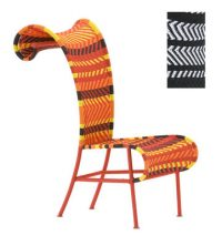Sombrio 1 Branco do preto Moroso Tord Boontje Chair |