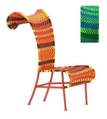 Sombria Cadeira Azul | Verde Moroso Tord Boontje 1