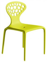 Supernatural chair Moroso Ross Lovegrove Green 1