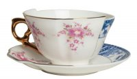 Seletti Hybrid Zenobia Tea Cup Set Multicolored CTRLZAK