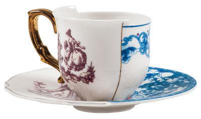Seletti Hybrid Eufemia Mehrfarbige Kaffeetassen CTRLZAK