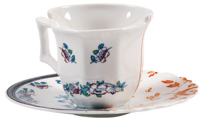 Seletti Hybrid Leonia Multicolored Coffee Cups CTRLZAK
