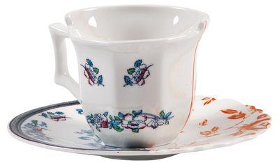 Set Tazzine Da Caffè Hybrid Leonia Multicolore Seletti CTRLZAK