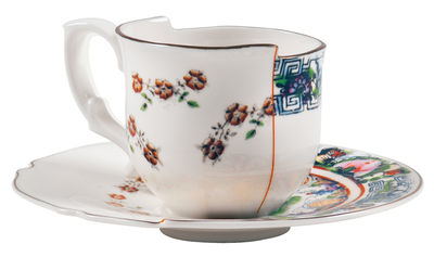 Seletti Hybrid Tamara Multicolored Coffee Cups CTRLZAK