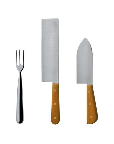 LA VIA LATTEA ALESSI Anna & Gian Franco Gasparini σετ μαχαιριού τυριού 1