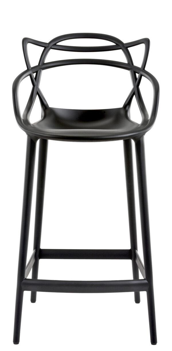 Masters poupou segondè - H 65 cm Nwa Kartell Philippe Starck | Eugeni Quitllet 1